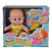 Poupon BOUNCING BABIES Benny Nage Avec Son Dauphin