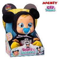 Poupon MICKEY Poupon Cry Babies