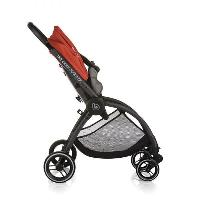 Poussette-chassis Poussette BE COOL Poussette Outback Stroller Be Pink - rose