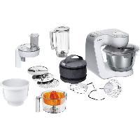 Preparation Culinaire BOSCH - MUM58243 - Robot Multifonctions - Kitchen machine - 1000W - Blanc