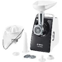 Preparation Culinaire BOSCH MFW3630A COMPACT POWER Hachoir a viande - Blanc/Gris