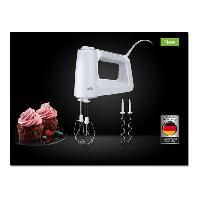Preparation Culinaire BRAUN HM3100WH Batteur electrique et mixeur plongeant - Blanc