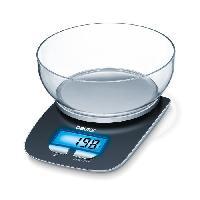 Preparation Culinaire Beurer Balance de cuisine KS25 3 kg noir 704.15