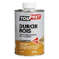 Preparation Des Supports (sous-couche - Enduit - Ragreage) Durcir bois 1 L