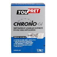 Preparation Des Supports (sous-couche - Enduit - Ragreage) Enduit Chrono-GL en poudre 1 kg
