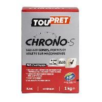 Preparation Des Supports (sous-couche - Enduit - Ragreage) Enduit Chrono-S en poudre 1 kg