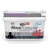Preparation Des Supports (sous-couche - Enduit - Ragreage) Enduit Magic'Carrelage 5 kg avec kit