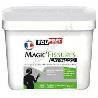 Preparation Des Supports (sous-couche - Enduit - Ragreage) Enduit Magic'Fissures 1 kg avec spatule