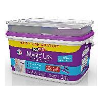 Preparation Des Supports (sous-couche - Enduit - Ragreage) Enduit Magic'Liss 7.2 kg - 6kg +20 - kit compket de lissage incluant 2 outils