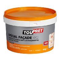 Preparation Des Supports (sous-couche - Enduit - Ragreage) Enduit pate Speciale facade RX2 4 kg