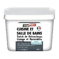 Preparation Des Supports (sous-couche - Enduit - Ragreage) Enduit renovation cuisine et salle de bains 1 kg