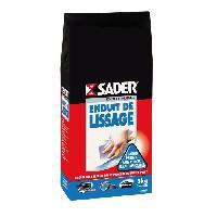Preparation Des Supports (sous-couche - Enduit - Ragreage) SADER Sac Enduit Lissage Poudre - 5kg