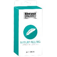 Preservatifs 24 Preservatifs Extra Fin - Nature Feeling 52mm