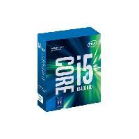 Processeur Processeur Kaby Lake - Core i5-7400 - 3.0GHz