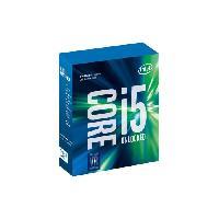 Processeur Processeur Kaby Lake - Core i5-7500 - 3.4GHz