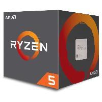 Processeur Processeur Ryzen 5 2600X - ventiard Wraith Spire - YD260XBCAFBOX