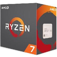 Processeur Processeur Ryzen 7 1800X - 95W - 3.6GHz - Turbo 4GHz - Socket AM4 - YD180XBCAEWOF