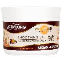 Produit De Defrisage - Produit De Lissage ACTIVILONG Masque-soin prolongateur de lissage Actiliss Smooth - Argan et keratine - 200 ml