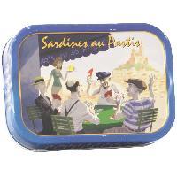 Produit De Sardine Sardine a l'Huile d'Olive au Pastis 16