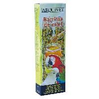 Produit De Soin - Hygiene Batons au miel pour perroquets et perruches 150 g - Aucune
