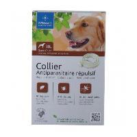 Produit De Soin - Hygiene DEMAVIC Collier insectifuge - Pour grand chien