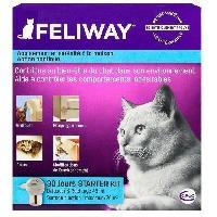 Produit De Soin - Hygiene FELIWAY Diffuseur + recharge anti-stress 48 ml - Pour chat Ceva