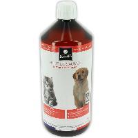 Produit De Soin - Hygiene Huile de saumon - 1L - Complement alimentaire pour animaux - LesRecettesdeDaniel