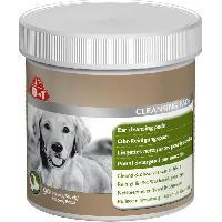 Produit De Soin - Hygiene Lingettes nettoyantes oreilles pour chien