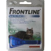 Produit De Soin - Hygiene Monopipette 1x0.5ml - Pour chat