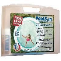Produit De Traitement De L'eau Kit complet de desinfection - 100 sans chlore - Pour piscines hors sol