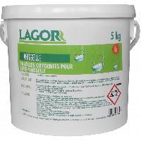 Produit D'entretien 200 Pastilles 25g pour lave-vaisselle Seau 5kg - Lagor