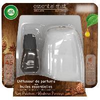 Produit D'entretien AIR WICK Diffuseur Essential Mist Edition Limitee Bois Precieux