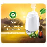 Produit D'entretien AIR WICK Diffuseur d'Huiles Essentielles Essential Mist Thym Citron