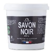 Produit Nettoyage Multi-usage - Entretien Universel 3 ABEILLES Savon noir - Sans additif ni conservateur - Bio - Pate de 1 Kg