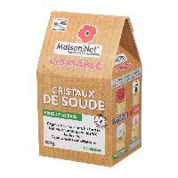 Produit Nettoyage Multi-usage - Entretien Universel MAISON NET Cristaux de soude - 500 g