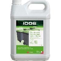 Produit Nettoyage Pour La Cuisine Degraissant desinfectant poubelle 5L - IDOS Generique