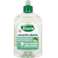Produit Nettoyage Pour La Vaisselle A La Main Concentre vaisselle - Parfum menthe et citron - 500 ml