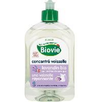 Produit Nettoyage Pour La Vaisselle A La Main Concentre vaisselle a l'huile essentielle de lavandin - Bio - 500 ml