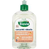 Produit Nettoyage Pour La Vaisselle A La Main Concentre vaisselle au calendula - Bio - 500 ml