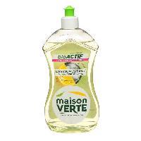 Produit Nettoyage Pour La Vaisselle A La Main Liquide vaiselle - Citron bio - 500 ml