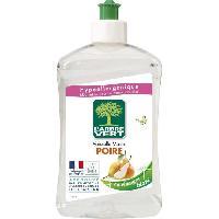 Produit Nettoyage Pour La Vaisselle A La Main Vaisselle Mains Poire Vinaigre Blanc 500 ml