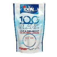 Produit Nettoyage Pour Le Sol IDEAL Reblanchisseur 100 Blanc - 300 g