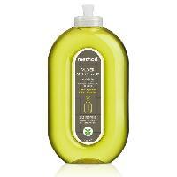 Produit Nettoyage Pour Le Sol METHOD Nettoyant pour sols - Parfum citron et gingembre - 739 ml
