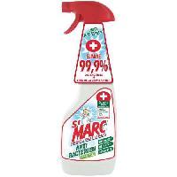 Produit Nettoyage Pour Le Sol Pistolet nettoyant anti-bacterien sans javel cuisine et salle de bain 500 ml