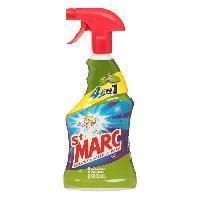 Produit Nettoyage Pour Le Sol SAINT MARC Nettoyant Multi-usages 4 en 1 - Parfum menthe