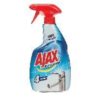 Produit Nettoyage Salle De Bain AJAX Spray Anti-calcaire pour salle de bain - 750ml