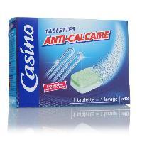 Produit Specifique Electromenager Lot de 48 pastilles anti-calcaire - 720 g