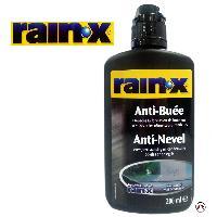 Produit Vitre 2x Flacon RainX anti-buee 200mL