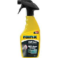 Produit Vitre Anti-buee RainX 500ml - pulverisateur