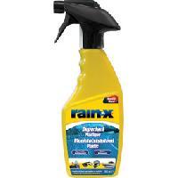 Produit Vitre Deperlant plastique RainX 500ml - pulverisateur